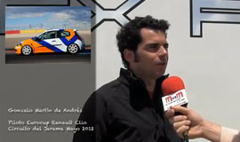 Video Piloto Renault Eurocup 2012